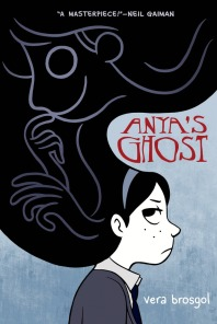 37. Anya's Ghost
